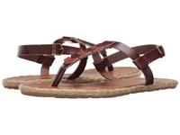Volcom Trails Brown Women's Sandals