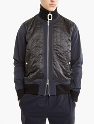 Tim Coppens Navy Ma 1 Bomber Jacket