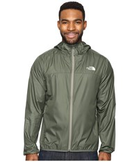 The North Face Cyclone 2 Hoodie Thyme Thyme Men's Sweatshirt Green