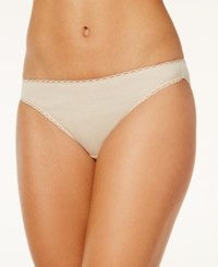 Charter Club Pretty Cotton Bikini Only At Macy's Nude