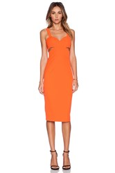 Minty Meets Munt Game Of Love Dress Orange