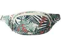 Roxy Come Along Fanny Pack Marshmallow Jungly Flower Bags Multi