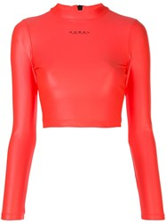 Koral Activa Infinity Cropped Top 60