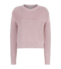 Public School Nyc Thick Knit Jumper Female Pink