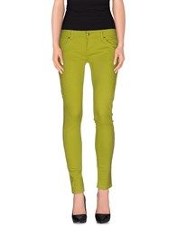Relish Trousers Casual Trousers Women Acid Green