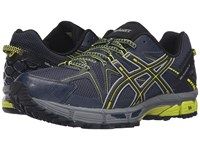 Asics Gel Kahana 8 Dark Navy Black Sulphur Spring Men's Running Shoes
