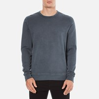 Ymc Men's Almost Grown Sweatshirt Navy Blue