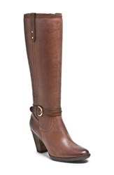 Women's Blondo 'Fiby' Waterproof Leather Boot Toffee Leather