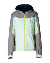 Roxy Coats And Jackets Jackets Women Light Green