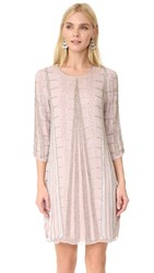 Parker Black Petra Dress Lilac