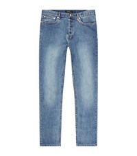 A.P.C. A.P.C Straight Leg Jeans Male Blue