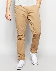 Blend Of America Blend Chinos Twister Slim Fit In Lead Grey Grey