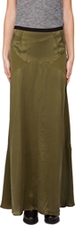 Proenza Schouler Long Flare Skirt