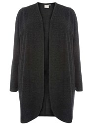 Dorothy Perkins Juna Rose Curve Green Soft Touch Cardigan
