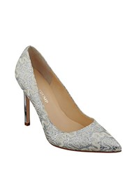 Ivanka Trump Itcarra Lace Pumps Ivory