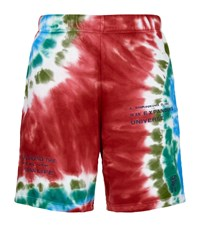 Billionaire Boys Club Tie Dye Sweat Shorts Multi