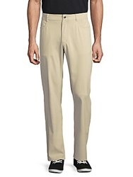 Callaway Textured Fives Pocket Style Pants Silver Lining