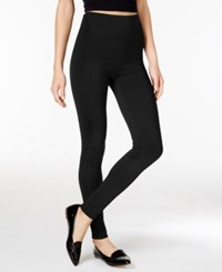 Spanx Textured Leggings Very Black
