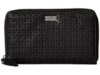 Roxy South Secret Wallet True Black Wallet Handbags