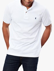Joules Woody Classic Polo Shirt White