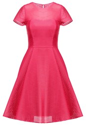 Ted Baker Carniva Cocktail Dress Party Dress Fuchsia Pink