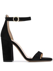 Fabio Rusconi Ankle Strap Sandals Black