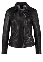 Gipsy Leather Jacket Black