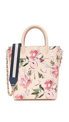 Mother Of Pearl Mini Tote Pink