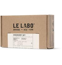 Le Labo Eau De Parfum Discovery Set 5 X 1.5Ml One Size Colorless