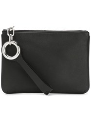 Alexander Wang Riot Clutch Black