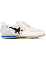 Haus Lace Up Sneakers White