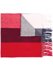 Begg And Co Colour Block Scarf 60