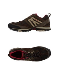 Helly Hansen Low Tops And Trainers Dark Brown