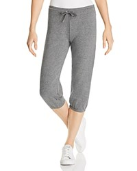 Marc New York Performance Cropped Joggers Gray Heather