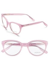 Women's Jason Wu 'Patrice' 50Mm Optical Glasses Pink