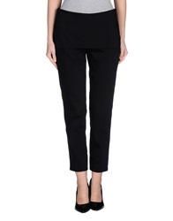 Laviniaturra Casual Pants Black