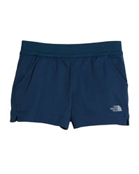 The North Face Aphrodite Lightweight Hiking Shorts Blue