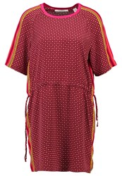 Scotch And Soda Summer Dress Combo Red