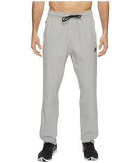 Adidas Running Woven Pants Medium Grey Heather Men's Casual Pants Gray