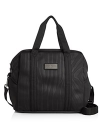 Adidas By Stella Mccartney Medium Gym Bag Black Granite