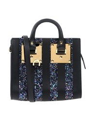 Sophie Hulme Handbags Black