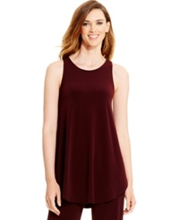Alfani Racerback Jersey Tunic Tank Only At Macy's