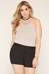 Forever 21 Plus Size Woven Shorts