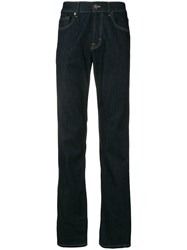 7 For All Mankind Slimmy New York Rinse Jeans Blue
