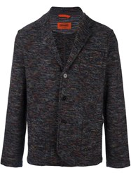 Missoni Knitted Blazer Grey