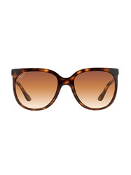 Ray Ban Oversized Sunglasses Brown