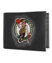 Rico Industries Boston Celtics Bifold Wallet Black