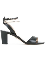 Paul Andrew Ecklund Sandals Black