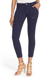 Joie Women's Park Skinny Pants Dark Navy