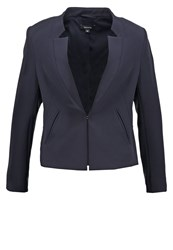 Comma Blazer Tinte Dark Blue